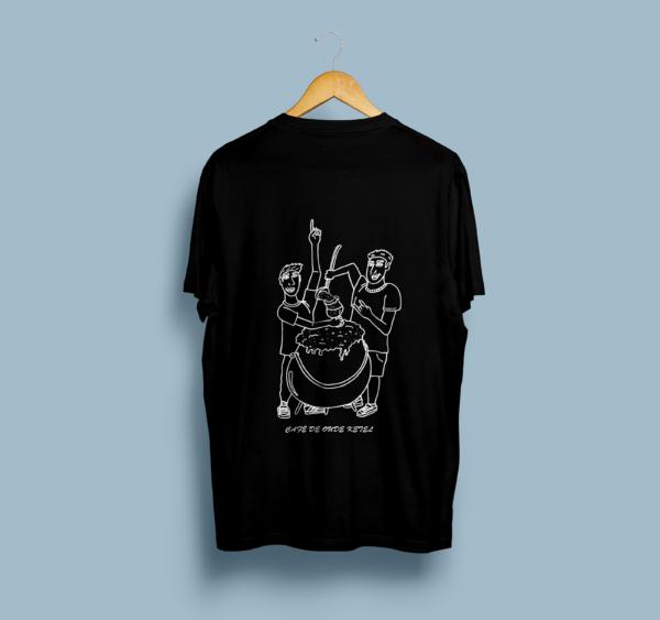 Café Den Oude Ketel Tshirt